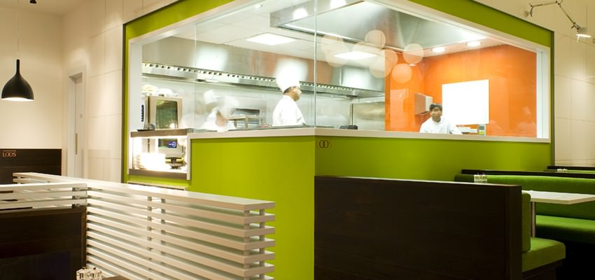 Kitchen design specialists restaurant