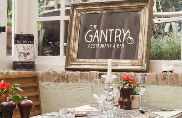 The gantry interior design for restaurants
