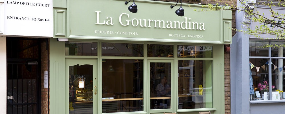 Case study la gourmandina london idfr