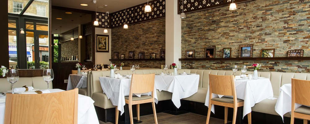 Yasmeen interior design for restaurants